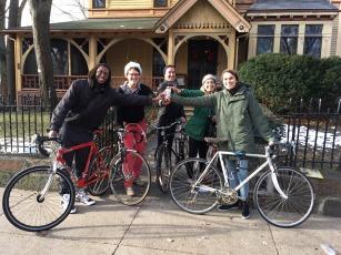 christen bikes
