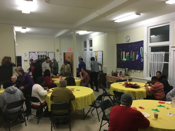 Shrove Tuesday pancake supper hosted by 20s-30s